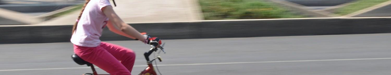 L'enfant à vélo