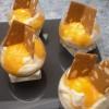 Mousses d'abricot