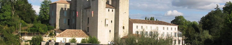 Le moulin des Tours de Barbaste