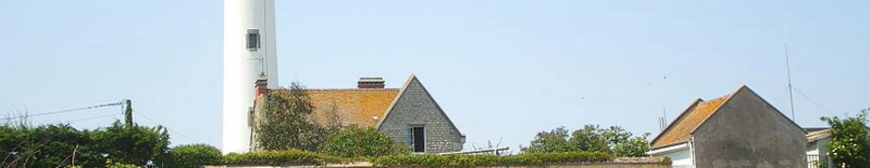 Le phare de Ouistreham
