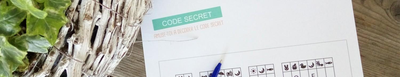 Code secret