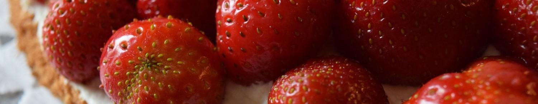 Cheese-cake aux fraises
