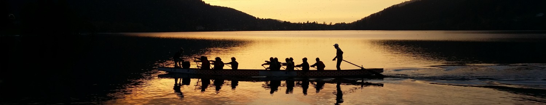 Le lac de Gérardmer