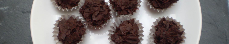Bouchées croustillantes chocolat