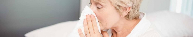 Allergies : les seniors oubliés ?
