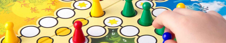 Les bienfaits des jeux de société <br> pour les enfants