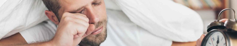 Manque de sommeil et douleur