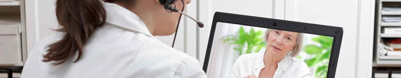 Je consulte mon dermatologue en ligne !