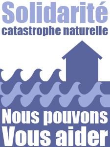 Solidarité Catastrophe Naturelle